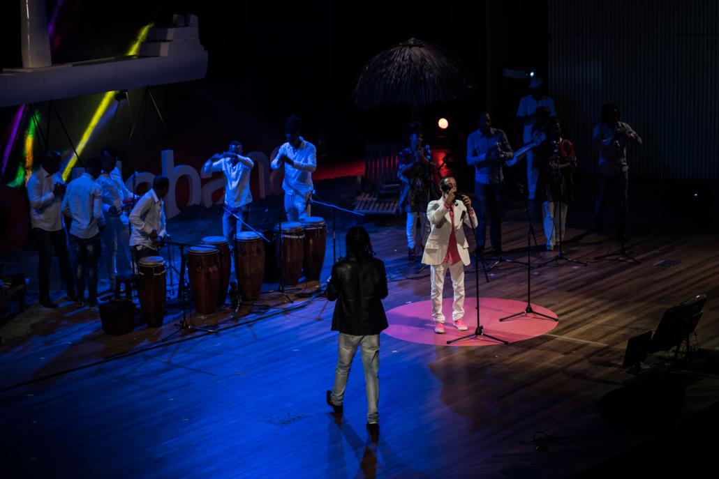 Osain del Monte - TedX Habana - 2015