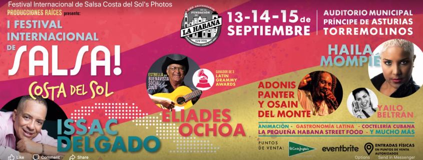 Festival Internacional de la Salsa - Costa Del Sol