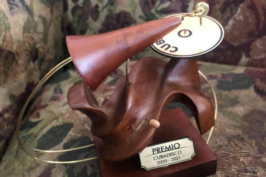 Premio Cubadisco - Sin Comentarios